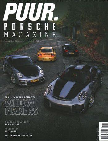 Puur Porsche Magazine (02-2021)