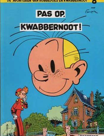 Robbedoes en Kwabbernoot (8)