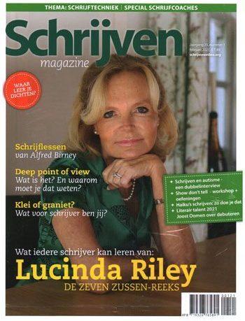 Schrijven Magazine (01-2021)
