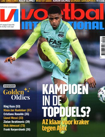 Voetbal International (05-2021)