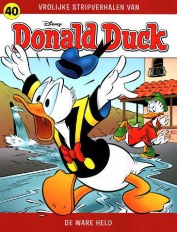 Vrolijke stripverhalen van Donald Duck (40-2021)