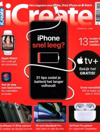 iCreate NL (114-2019)